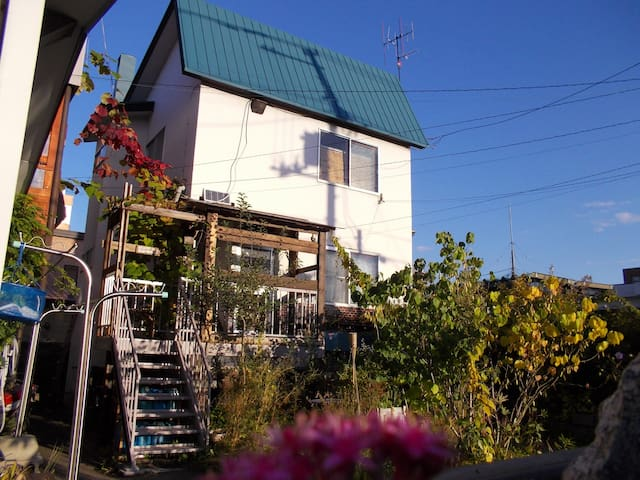 Private Apartment  Good Base for Hokkaido Trip