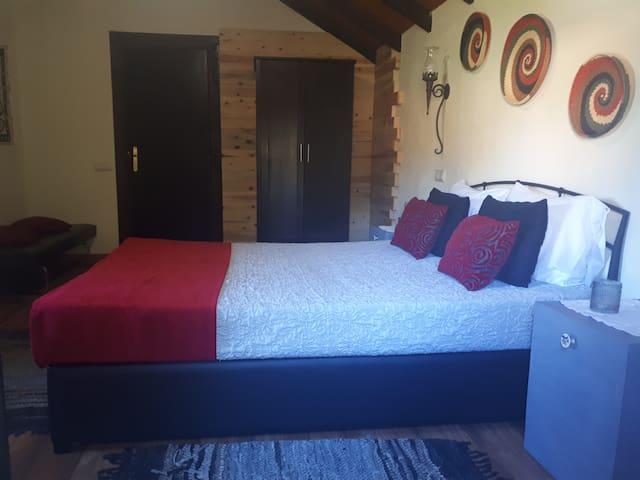 2ºquarto de casal 2nd double bedroom