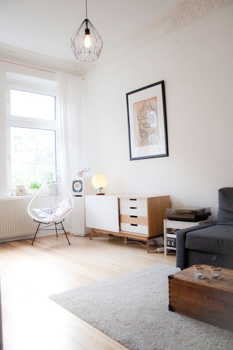 Wohnzimmer (Schlafcouch)