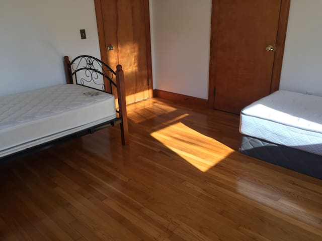 Private room for rent - Quincy - Dům
