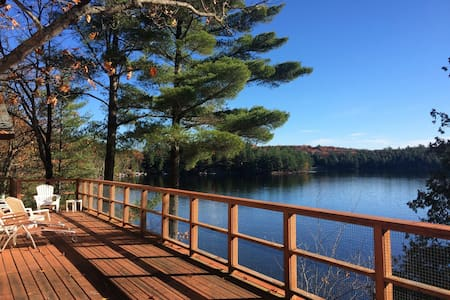 The Hatch, High Lake, Muskoka