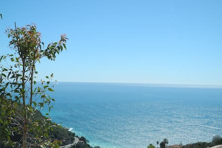 Wonderful sea view Eze