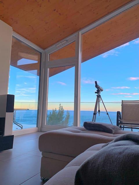 Impresionantes vistas al mar, 3 dormitorios. Wifi