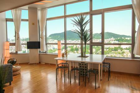 Duplex Studio (N Seoul Tower View)