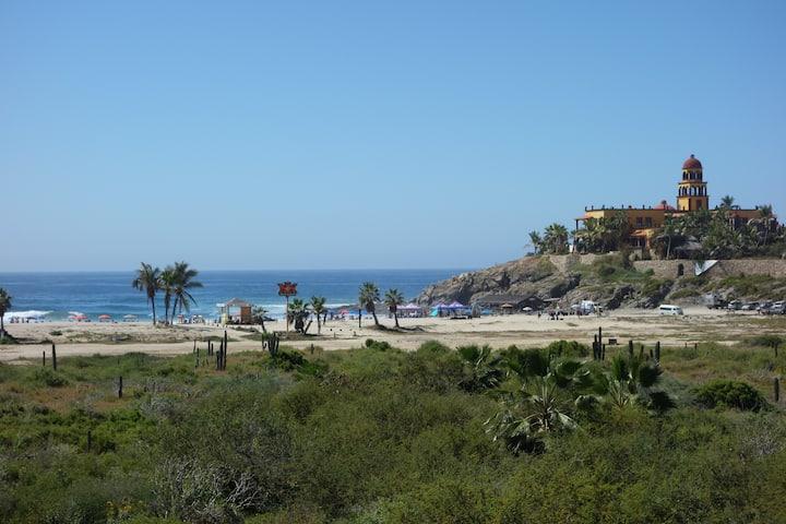 Steps to Cerritos Beach