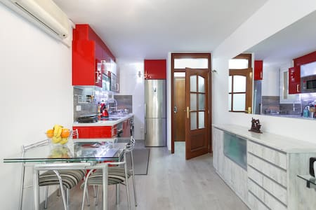 Modern Flat, close Airport & Centre - L'Hospitalet de Llobregat - Appartement
