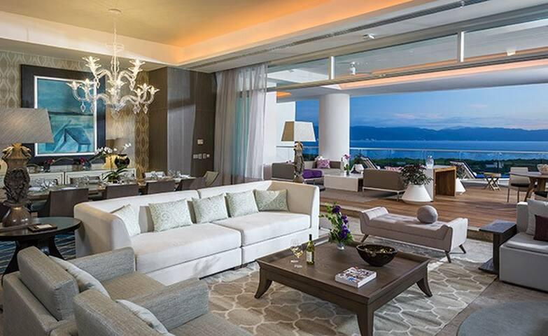 Vallarta Luxury-Vidanta Resort The Residence Rm 2
