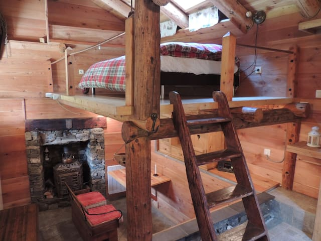 Watermill of our beautiful mountains - Modane - Chalet