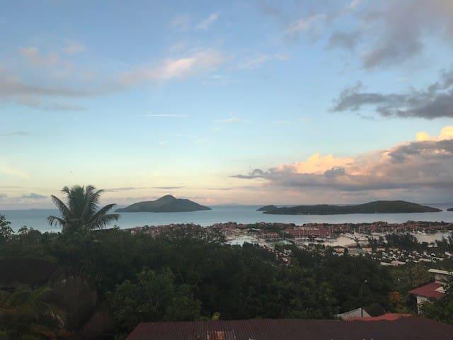 Eden Island Views
