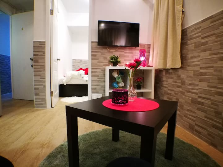 Cosy Apartment Fully Equipped w/ 1 bedroom