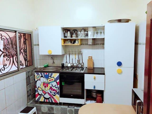 bel appartement de 150m2 sur Dakar rez-de-chaussée