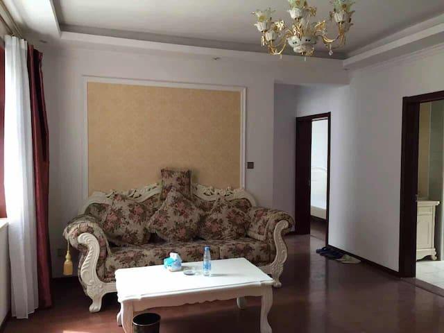 崇礼近万龙和长城岭滑雪场精装酒店式公寓2室一厅 - Zhangjiakou