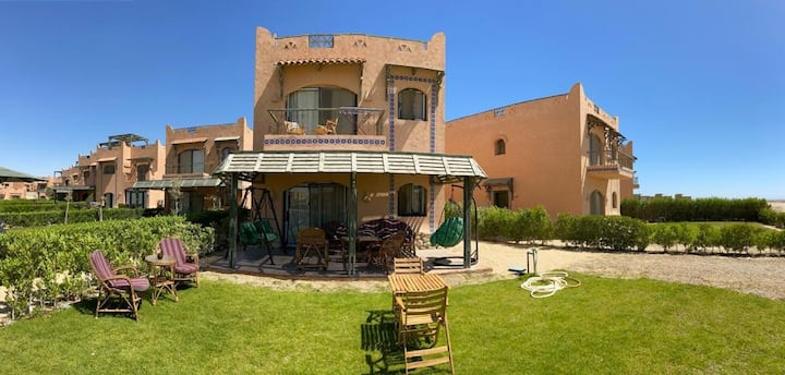 Separate Villa in La Hacienda - Ras Sudr - Egypt