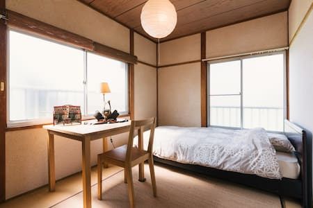 17min from Hakata st☆Free portable wifi☆Two people - Hakata-ku, Fukuoka-shi