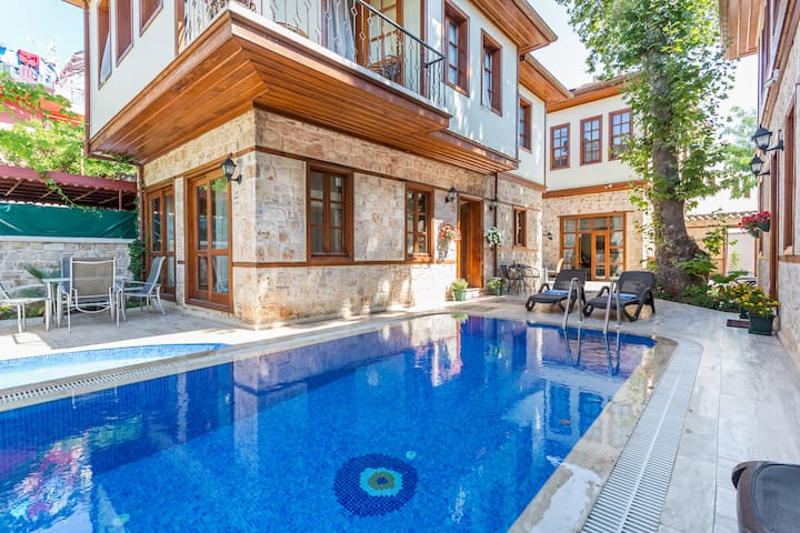 villa mavi exclusive BENSU