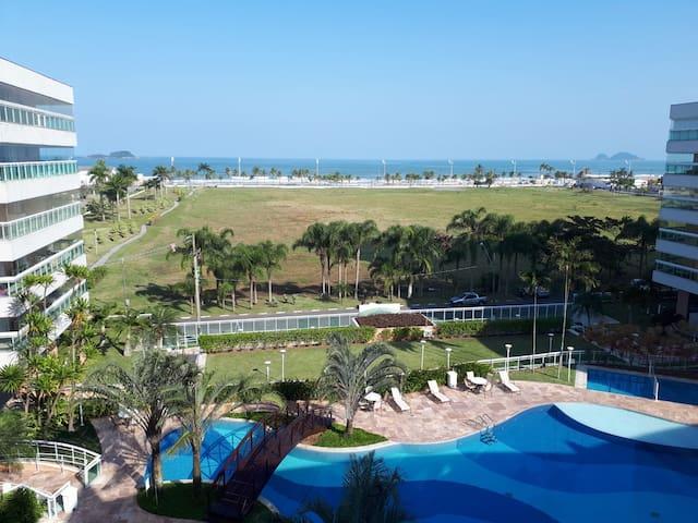 Oasis Spa & Home Resort - Lindo apartamento