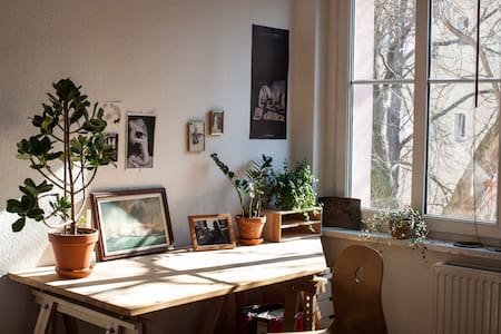 Cosy, spacious 2room apartment in Alt-Treptow - Flat