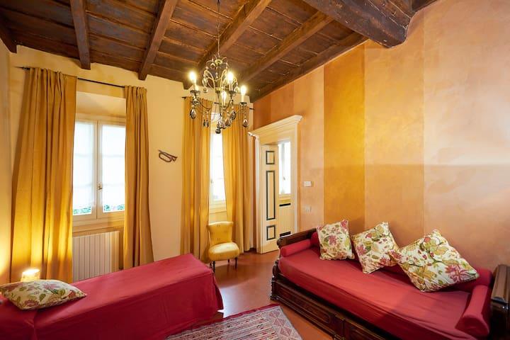 Appartamento Rossini Antica Dimora - Borgo Ticino - อพาร์ทเมนท์