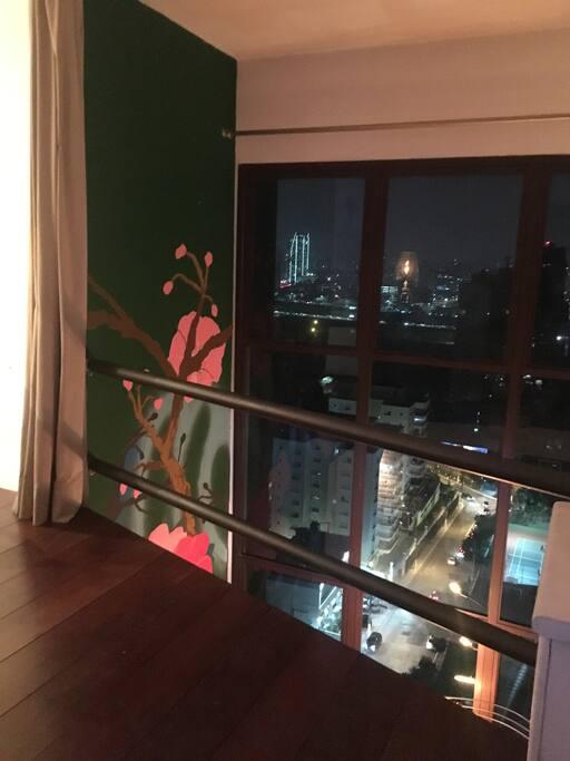 A melhor vista de São Paulo!