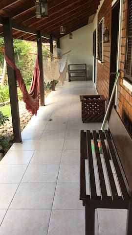Cozy two-level home with large pool - Florianópolis - Dom