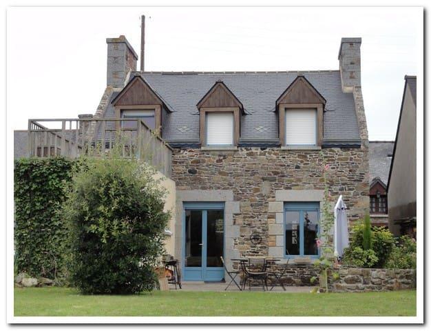 Maison de village de la baie - Cherrueix - House