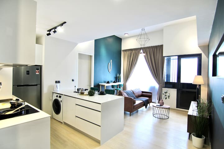 [DD] 5-Star Luxurious Suite @ Star Residence KLCC