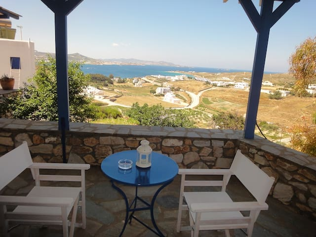 Place for two with sea view