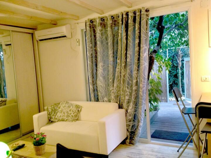 ASSUTA- Cozy charming guest house near assuta hosp