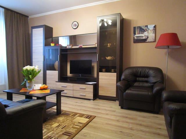 Апартаменты Caravan на Лодочной - Moskva