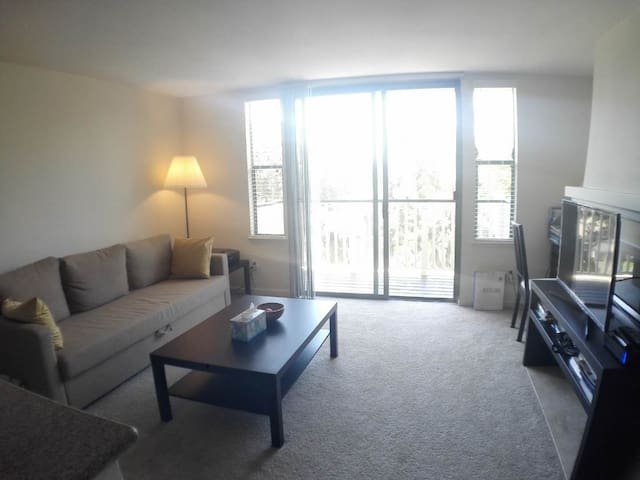 Convenient Private Room in Foster City - Foster City - Departamento