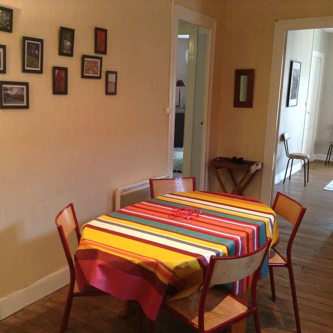 cuisine /salle a manger