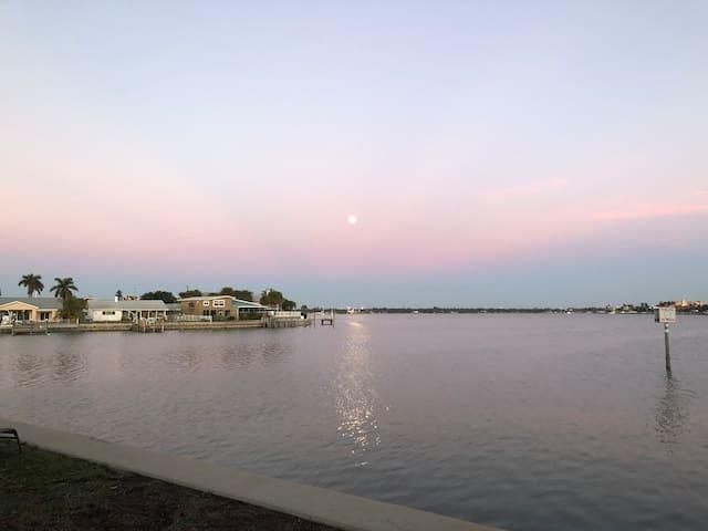 Waterfront Condo on Treasure Island