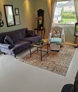 Trenger dere en koselig liten leilighet i sommer?