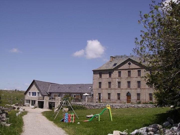 Gîte au château de Marchastel