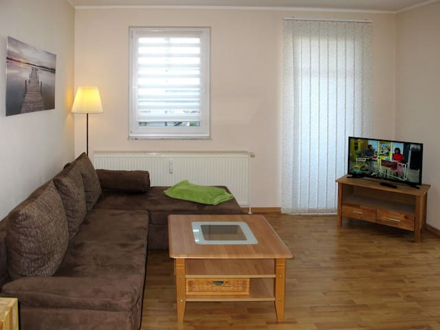 Apartment Wohnung Hohe Str for 4 persons in Zinnowitz