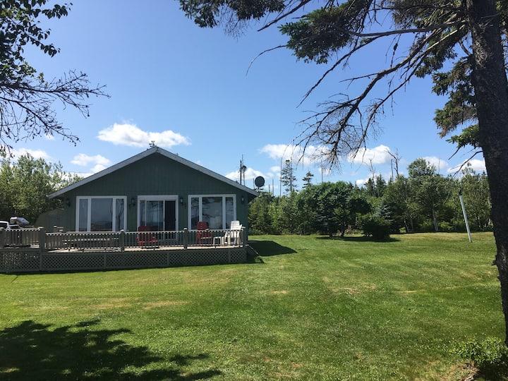 Osprey Landing - Private Oceanfront Cottage