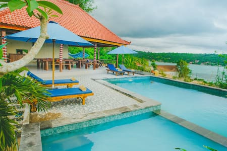 1 Bedroom Joglo Villa 1 at Starfish Lembongan - South Kuta - Villa