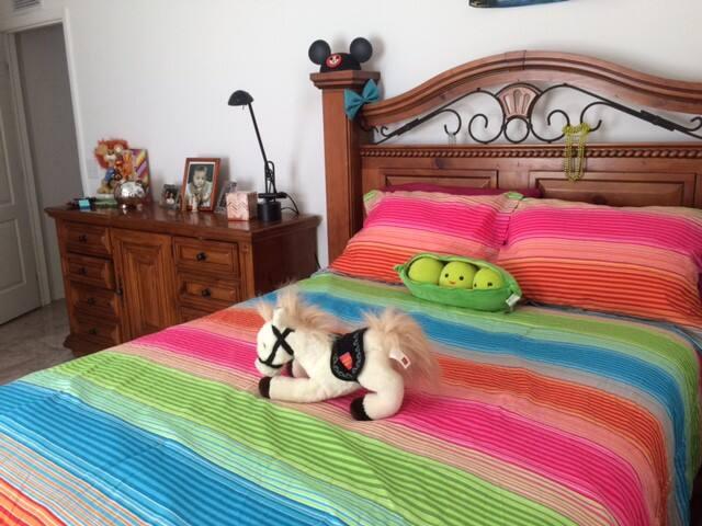 Sunny Florida nice Room! - Lehigh Acres