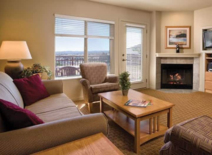 Bear Lake 1-Bedroom Condo at WorldMark by Wyndham