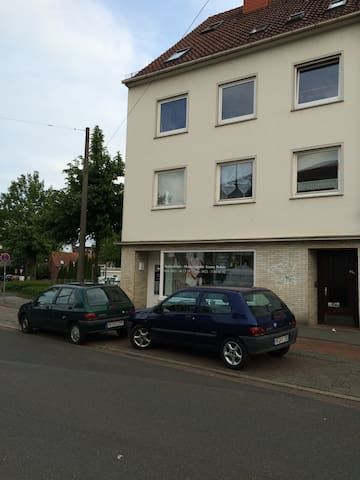 Gemütliche 3 Zimmer Wohnung - Bremen - Apartment