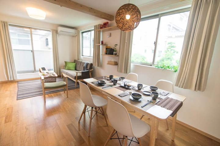 New Private House+small Parking, heart of Tokyo - Bunkyō-ku - House