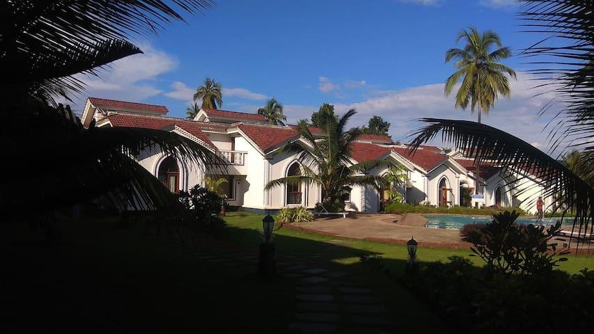 North Goa Fully furnished luxury apartment