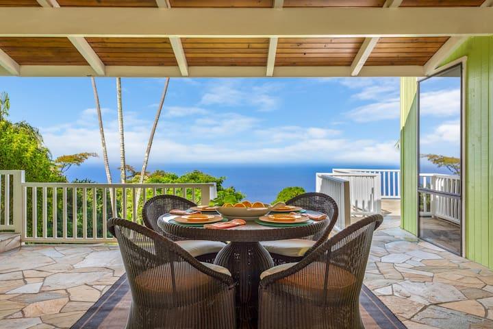 Original Beach Boys 9.5 Acre Hawaiian Estate.