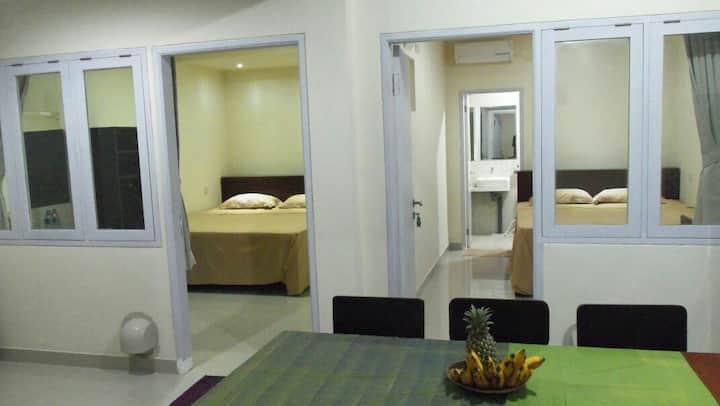 2 Bedroom Private Homestay in Kuta