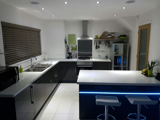 Modern, clean, good value - Cardiff - Haus