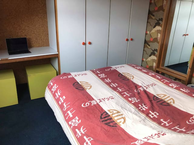 Comfortable Room Near Antwerp Centre