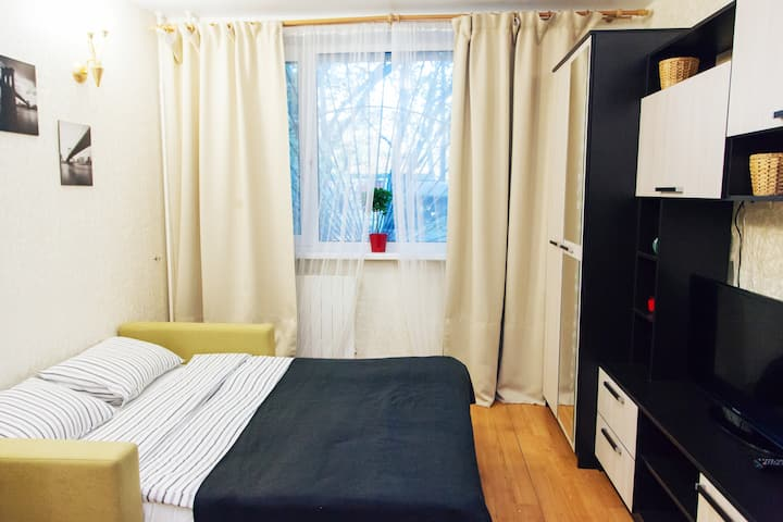 ★Classy studio near the metro, MSU and park★