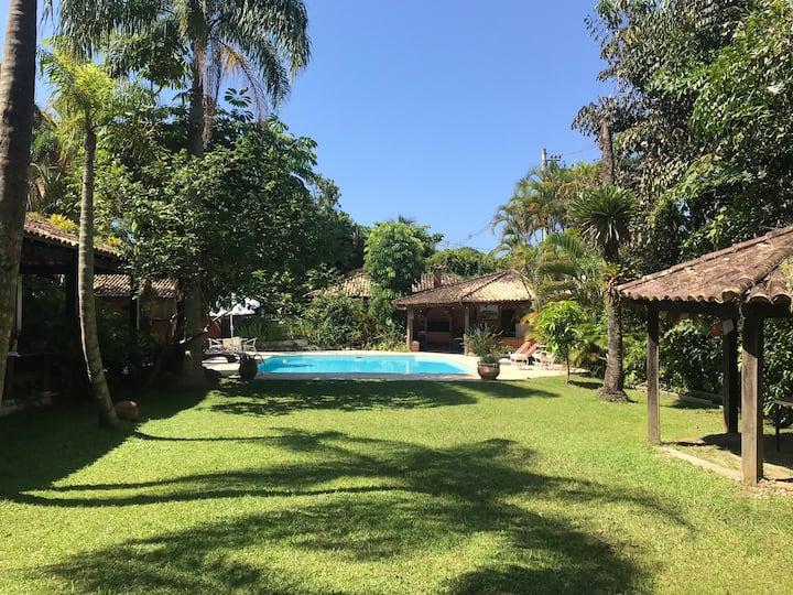 Villa Maravilha paraiso em Camburizinho
