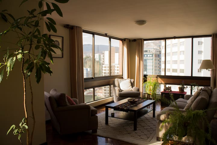 Beautiful, Big, Sunny, Unbeatable Location & Views - La Paz - Appartement