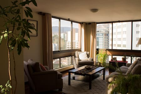 Beautiful, Big, Sunny, Unbeatable Location & Views - La Paz - Apartment